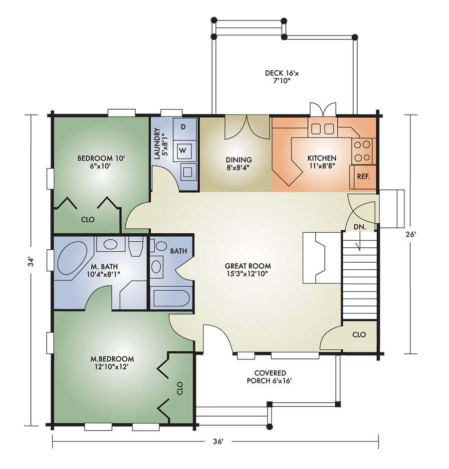 johnsville i floorplan